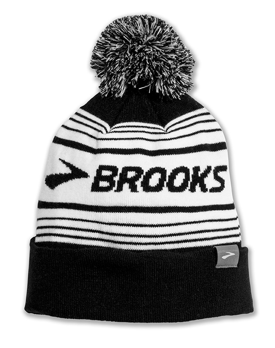 Brooks Booster Pom Beanie