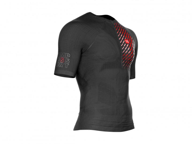 Compressport trail running T-shirt kalla
