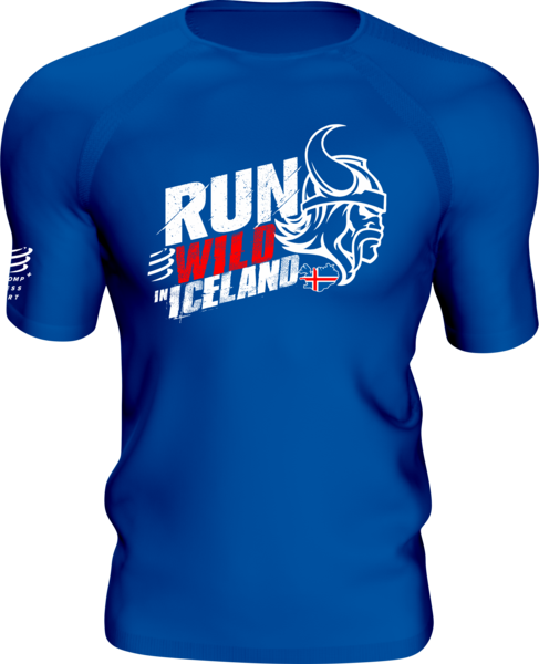 Compressport RUN_WILD_IN_ICELAND bolur