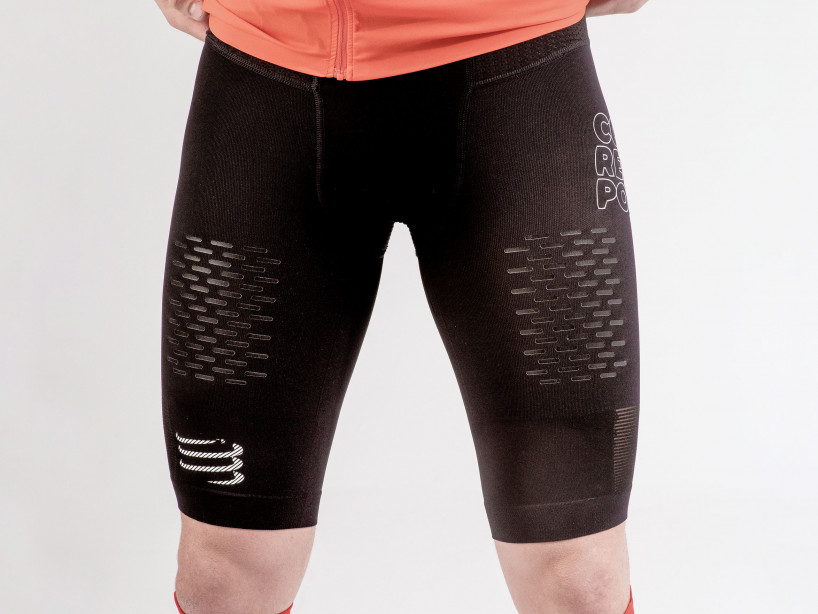 Trail Running Under Control Shorts black