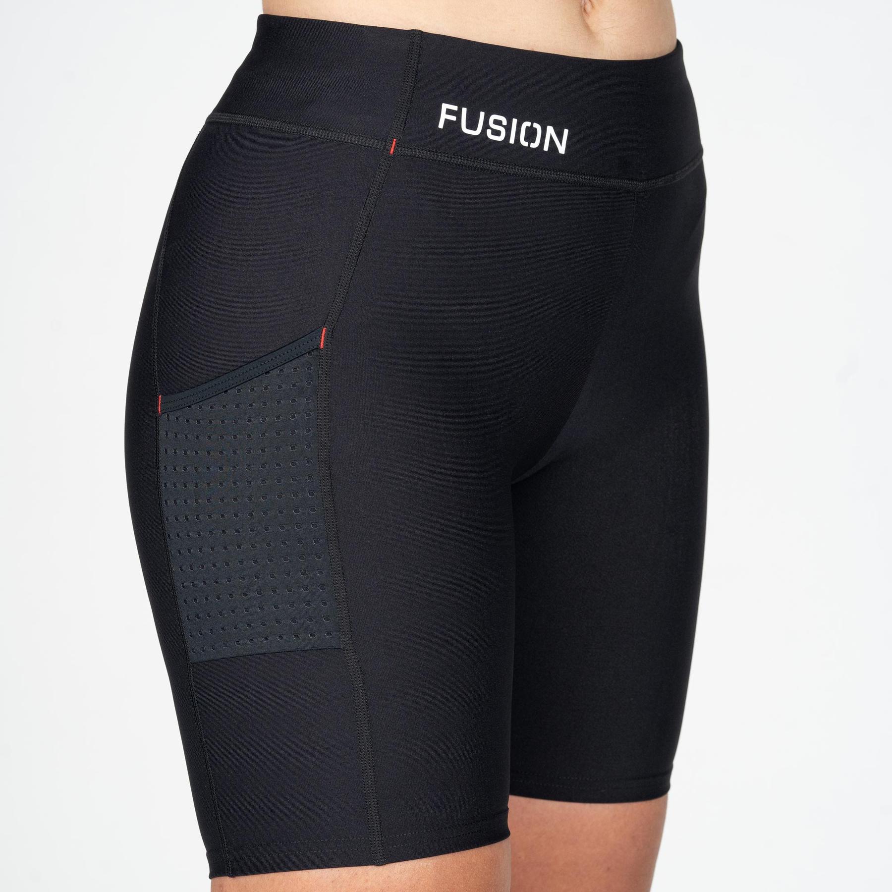 Fusion Wms C3 Plus Short Training Tights