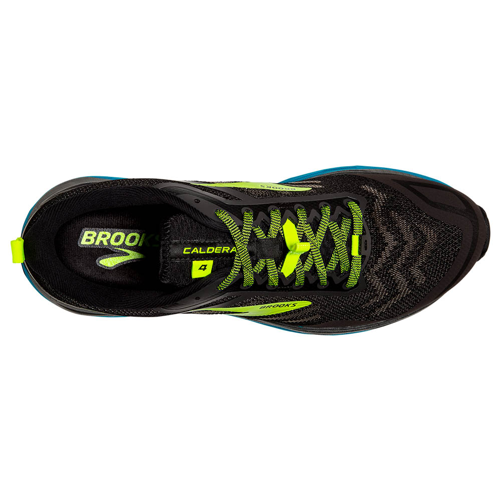 Brooks Caldera 4 - Svartur