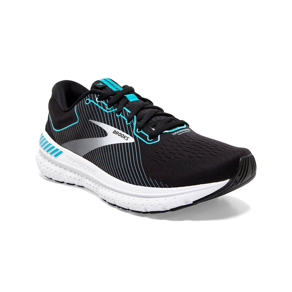 Brooks Transcend 7 - Svartur