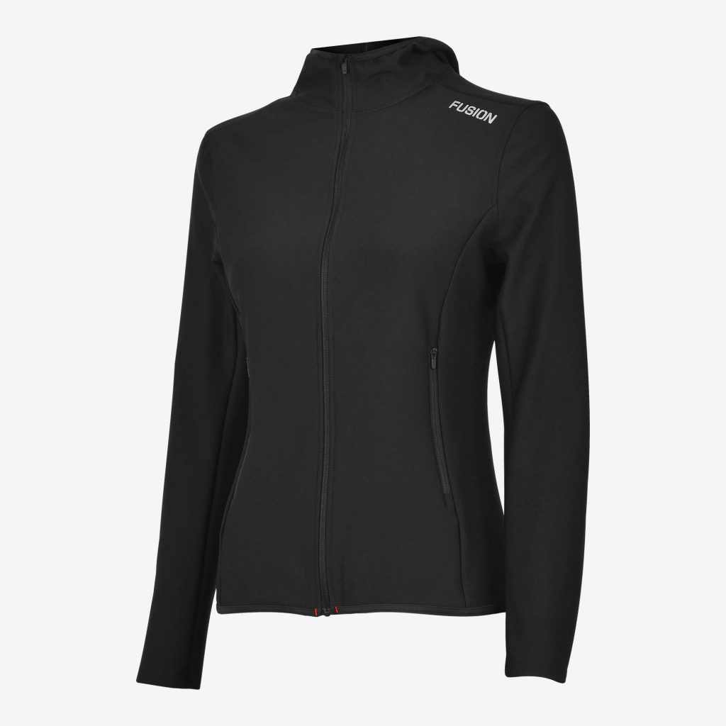 Fusion Womens Recharge Hoodie