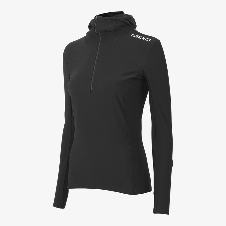 Fusion Womens C3 Hoodie LS