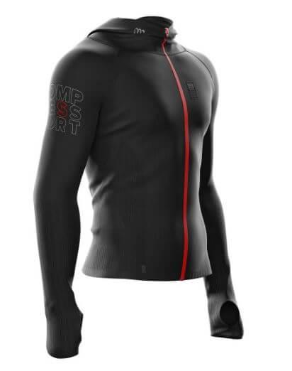 CompresSport 3D Thermo Zip Hoodie