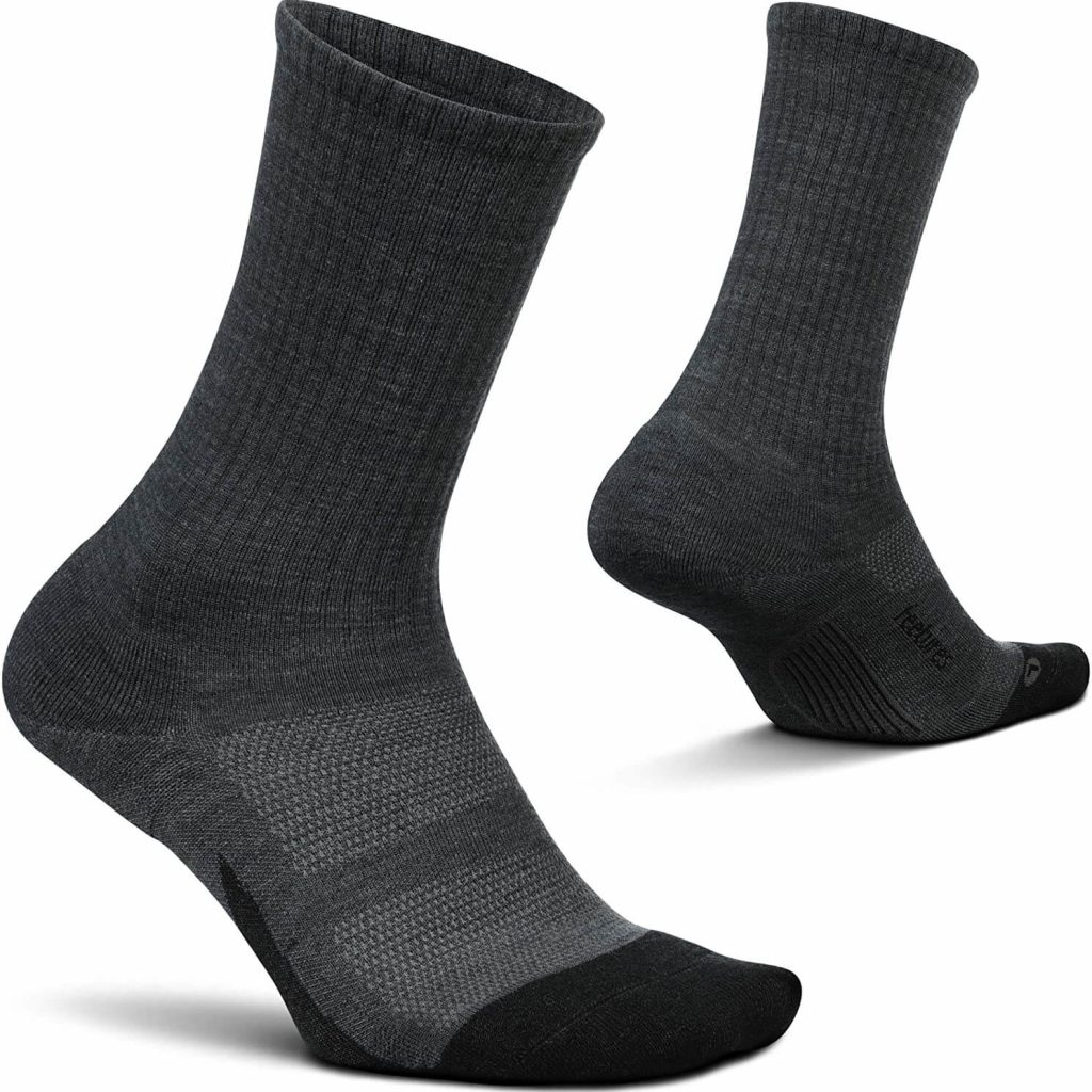Feetures Merino 10 Cushion/ Crew